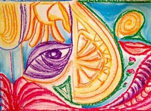 Art-vivant-couleurs-peinture-pastels-créer-création- dessin-thérapie